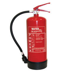 6 litre water spray extinguisher