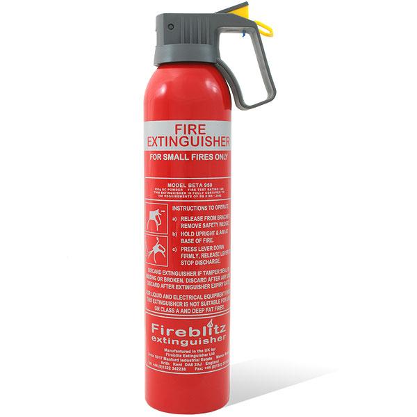 900g car fire extinguisher