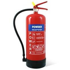 9kg powder extinguisher